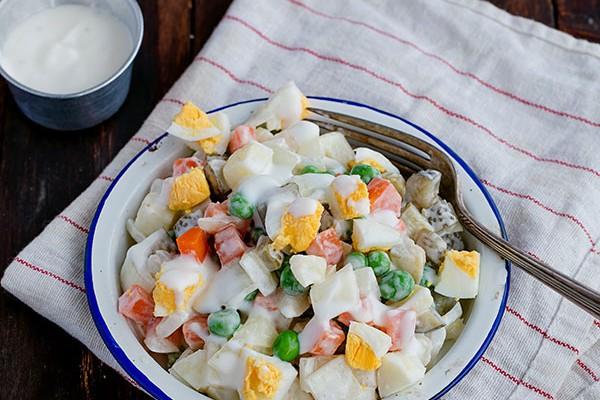 salad ngan