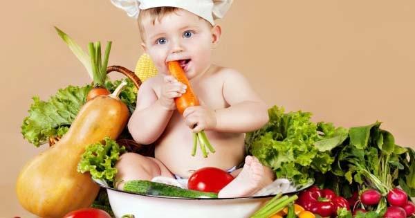 Chế độ ăn cho trẻ 14 tháng tuổi